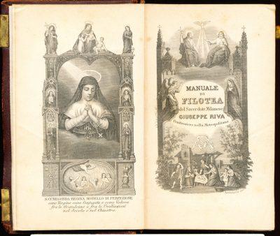 Giuseppe Riva. Manuale di Filotea