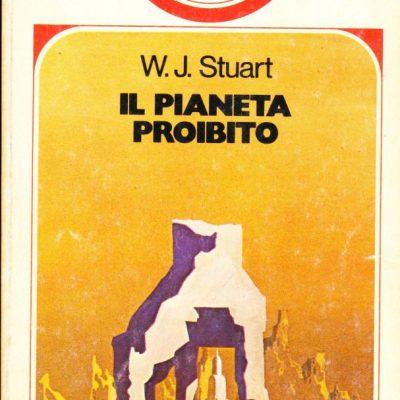 W.J. Stuart. Il pianeta proibito