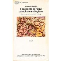 Molyda Szymusiak. Il racconto di Peuw bambina cambogiana