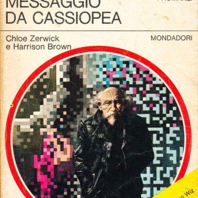 Chloe Zerwick - Harrison Brown. Messaggio da Cassiopea