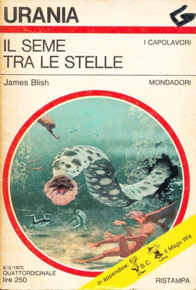 James Blish. Il seme tra le stelle