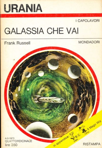 Frank Russell. Galassia che vai