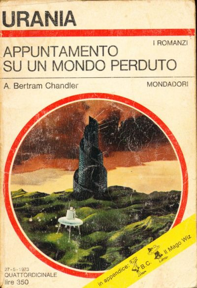 A. Bertram Chandler. Appuntamento su un mondo perduto