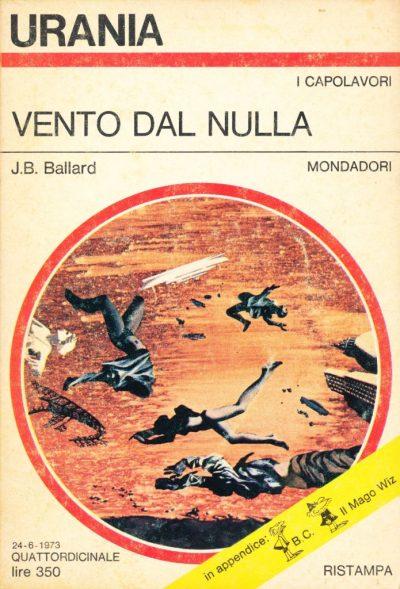J. B. Ballard. Vento dal nulla