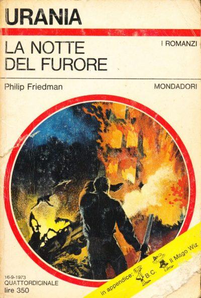 Philip Friedman. La notte del furore