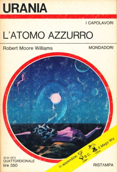 Robert Moore Williams. L'atomo azzurro