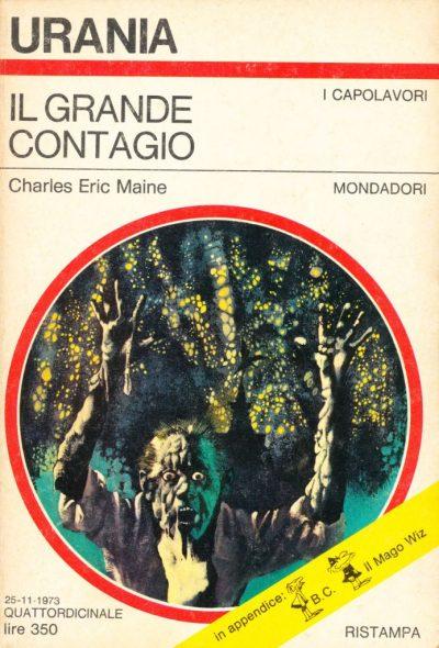 Charles Eric Maine. Il grande contagio