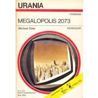 Michael Elder. Megalopolis 2073