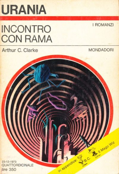 Arthur C. Clarke. Incontro con Rama