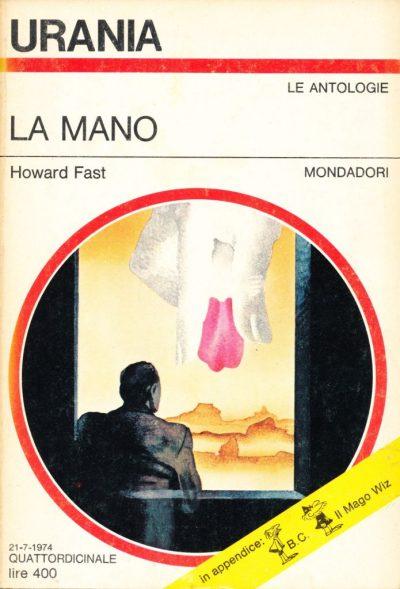 Howard Fast. La mano