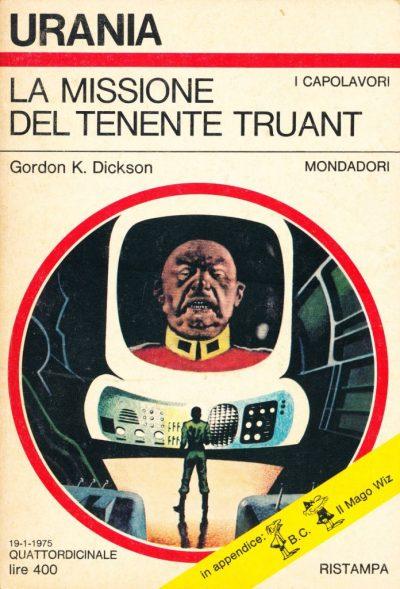 Gordon K. Dickson. La missione del Tenente Truant
