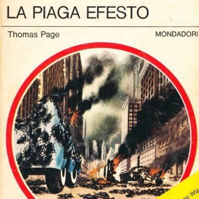 Thomas Page . La Piaga Efesto