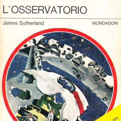 James Sutherland. L'Osservatorio