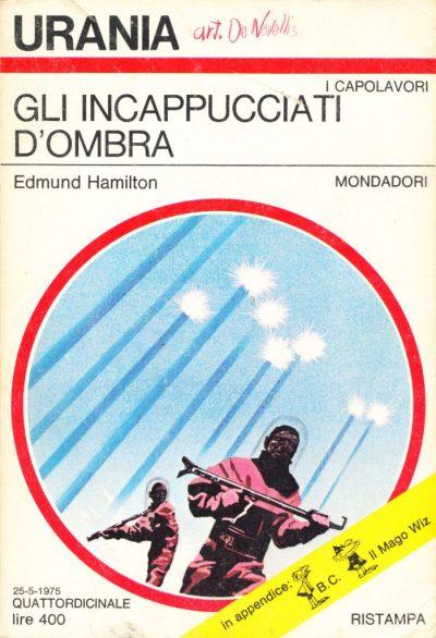 Edmund Hamilton. Gli incappucciati d'ombra