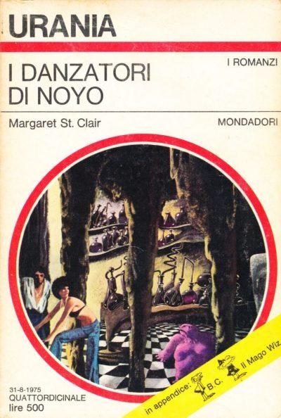 Margaret St. Clair. I danzatori di Noyo