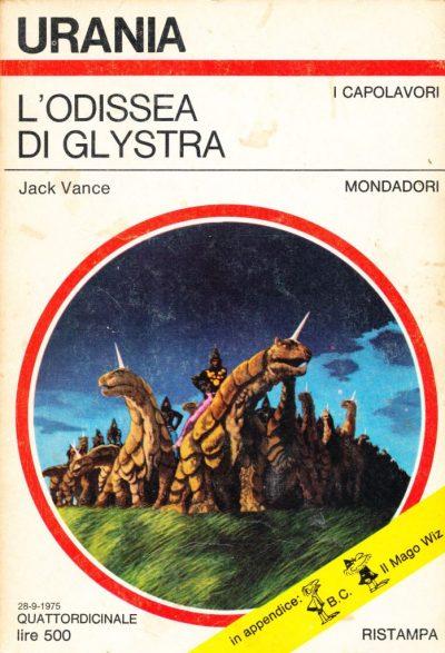 Jack Vance. L'odissea di Glystra
