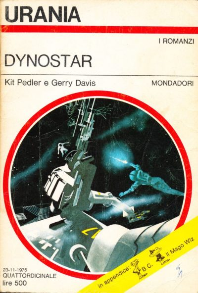 Kit Pedler - Gerry Davis. Dynostar