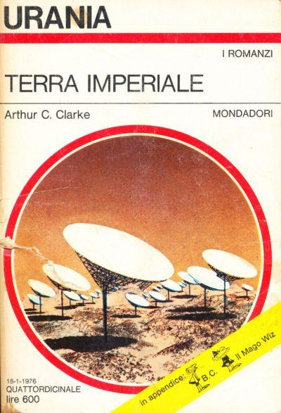 Arthur C. Clarke. Terra Imperiale