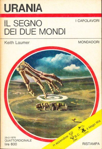 Keith Laumer. Il segno dei due mondi