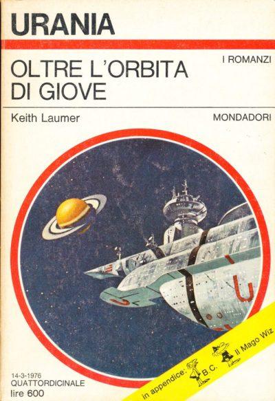 Keith Laumer. Oltre l'orbita di Giove