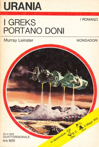 Murray Leinster. I Greks portano doni