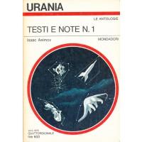 Isaac Asimov. Testi e note n. 1