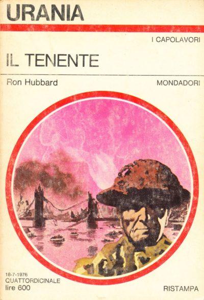 Ron Hubbard. Il Tenente