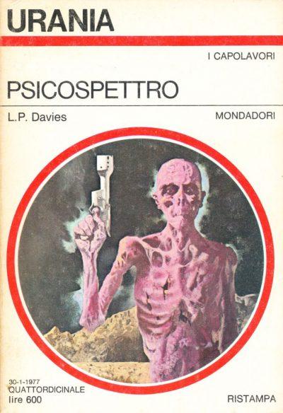 L.P. Davies. Psicospettro