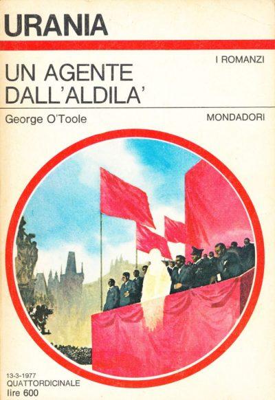 George O'toole. Un agente dall'aldilà