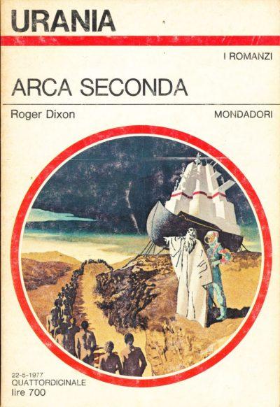 Roger Dixon. Arca seconda
