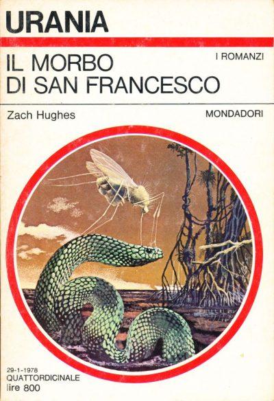 Zach Hughes. Il morbo di San Francesco