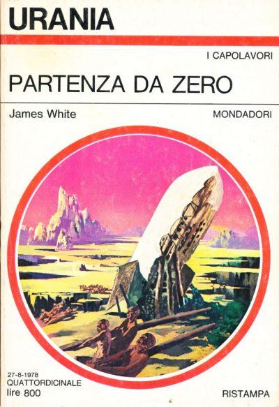 James White. Partenza da zero