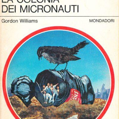 Gordon Williams. La colonia dei micronauti
