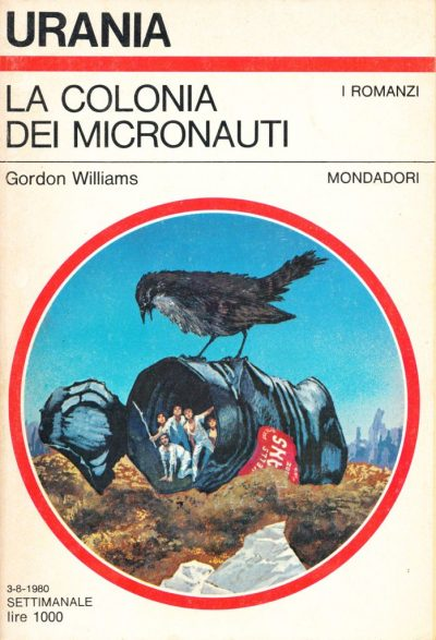 Gordon Williams. La colonia dei micronauti