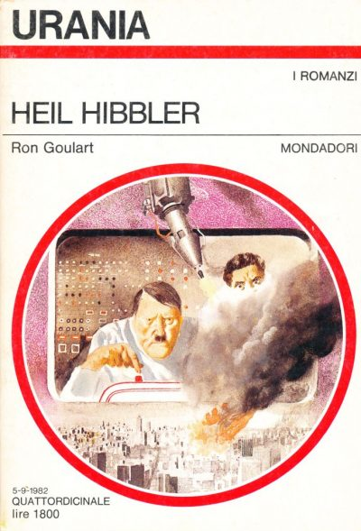 Ron Goulart. Heil hibbler