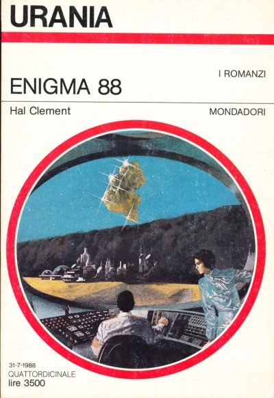 Hal Clement. Enigma 88