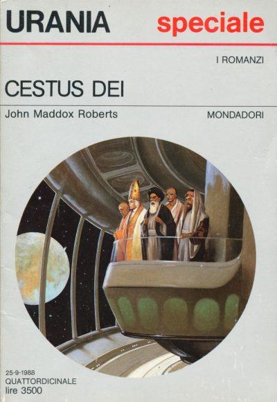 John Maddox Roberts. Cestus Dei