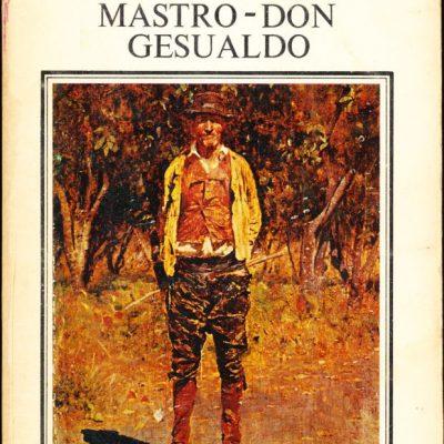 Giovanni Verga. Mastro Don Gesualdo