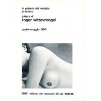 Pitture di Roger Wittevrongel (1980)