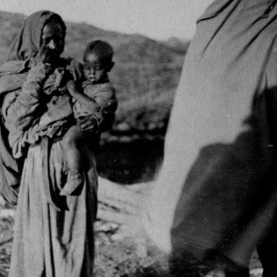 Africa Orientale Italiana - Famiglia tigrina