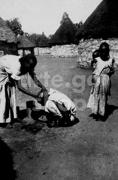 Africa Orientale Italiana - Attività quotidiane