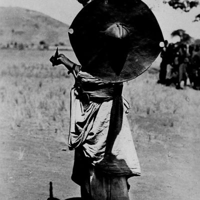 Africa Orientale Italiana - Guerriero indigeno