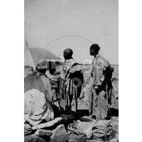 Africa Orientale Italiana - Al mercato