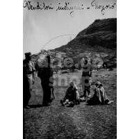 Africa Orientale Italiana - Venditori indigeni