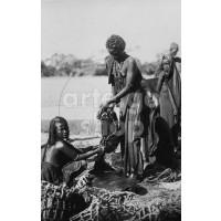 Africa Orientale Italiana - Donne al lavoro