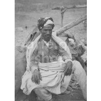 Africa Orientale Italiana - Venditore ambulante
