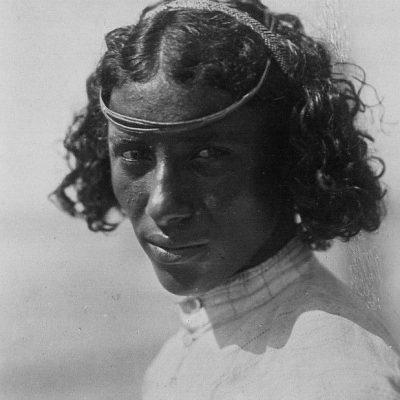 Africa Orientale Italiana - Donna indigena
