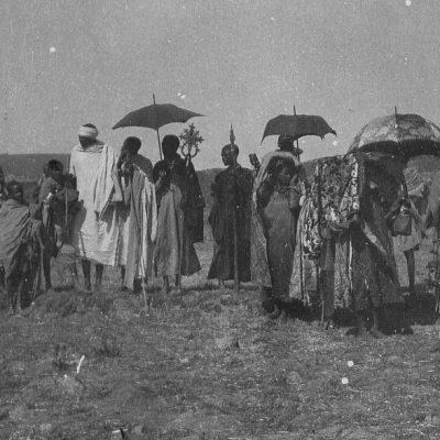 Africa Orientale Italiana - Cristiani copti