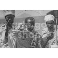 Africa Orientale Italiana - Preti copti