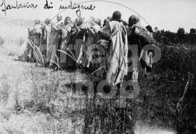 Africa Orientale Italiana - Fantasia di indigene